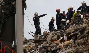 Μαϊάμι: Ξεκίνησαν και πάλι οι έρευνες για τον εντοπισμό επιζώντων
