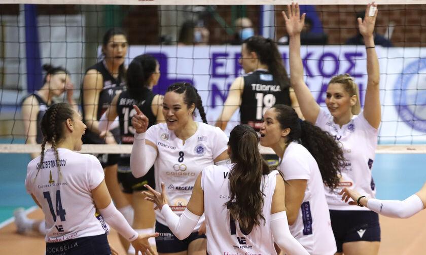 Στις 9 Οκτωβρίου η Volley League γυναικών, με νέο σύστημα, απραξία στη Volley League ανδρών
