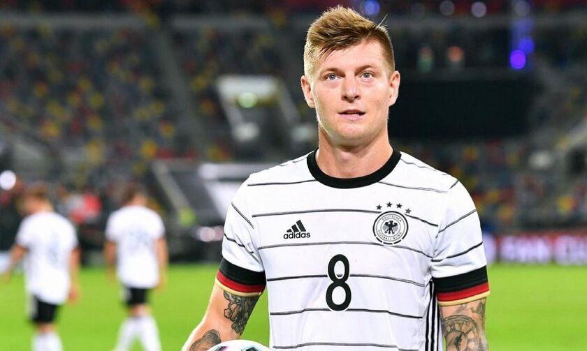 Euro 2020: Αποσύρθηκε από την εθνική Γερμανίας ο Κρόος