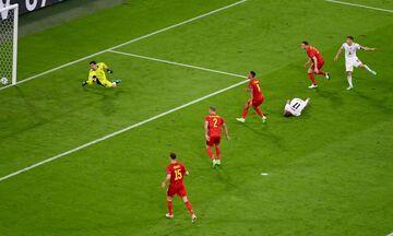 Euro 2020: Βέλγιο - Ιταλία 1-2: Στα ημιτελικά η «Σκουάντρα Ατζούρα» (highlights)
