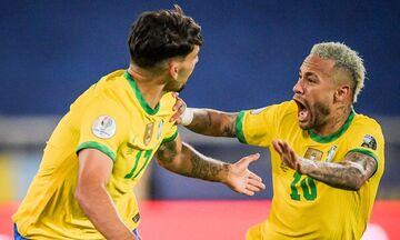 Copa America: Στα ημιτελικά Περού και Βραζιλία