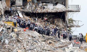 Μαϊάμι: Στους 22 οι νεκροί από την κατάρρευση του κτηρίου - 126 ακόμα αγνοούμενοι