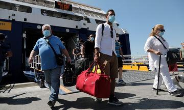Κορονοϊός: Το νέο καθεστώς για ταξίδια στα νησιά με πλοίο και αεροπλάνο