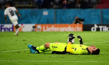 Κουρτουά: «Σκληρό χτύπημα, αλλά η Ιταλία άξιζε να κερδίσει»