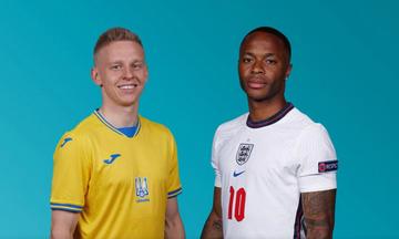 Live Streaming: Ουκρανία - Αγγλία (22:00)