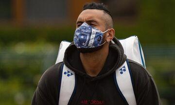 Wimbledon: Αποσύρθηκε λόγω τραυματισμού ο Κύργιος
