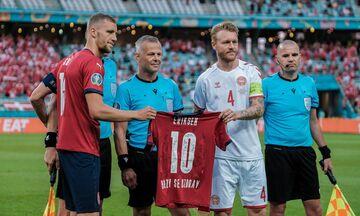 Τσεχία - Δανία 1-2: Άντεξαν στην πίεση οι Δανοί (highlights)