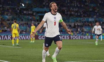 Euro 2020: Ουκρανία – Αγγλία 0-4: Τα γκολ και οι καλύτερες φάσεις του αγώνα