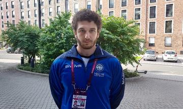 Ευρωπαϊκό Πρωτάθλημα πάλης εφήβων: Πέμπτη θέση για τον Ντούνια με ήττα στον μικρό τελικό (6-7)
