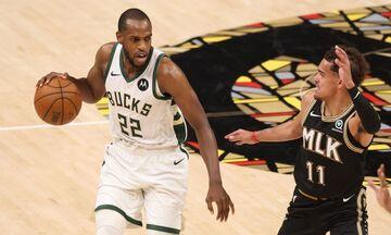 Χοκς - Μπακς 107-118: Στους τελικούς του NBA, άλωσαν την Ατλάντα χωρίς Γιάννη! (vid)