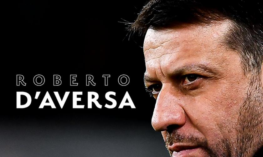 Σαμπντόρια: Νέος προπονητής ο Ντ' Αβέρσα