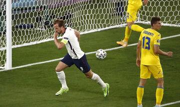 Euro 2020: Τα ρεκόρ της Δανίας και της Αγγλίας