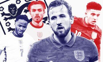Εuro 2020: Η Αγγλία καλείται να... σπάσει το Ευρωπαϊκό της «ταβάνι»!