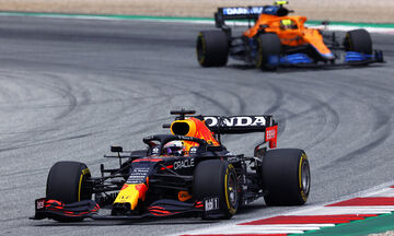 Grand Prix Αυστρίας: Περίπατος για Φερστάπεν