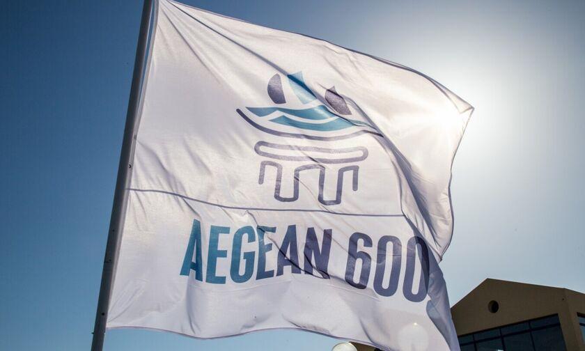 AEGEAN 600: Η καρδιά της διεθνούς ιστιοπλοΐας «χτυπά» στο Αιγαίο Πέλαγος