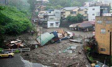 Ιαπωνία: Νεκροί και τεράστιες καταστροφές από τη φονική κακοκαιρία