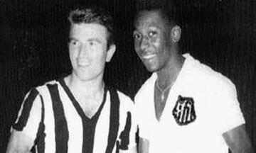 4/7/1961: Ακόμα σε θυμούνται η Σάντος κι ο Πελέ!
