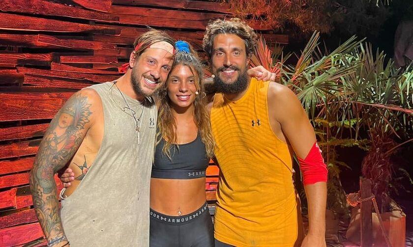 Survivor: Στον μεγάλο τελικό Σάκης Κατσούλης και Ηλίας Μπόγδανος! (vids)