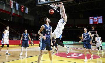 Τσεχία - Ελλάδα 97-72: Συντριβή της Εθνικής και «αντίο» Ολυμπιακοί Αγώνες