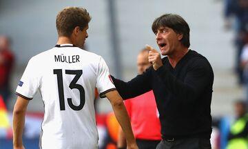 «Βολές» Μίλερ κατά Λεβ στη Γερμανία