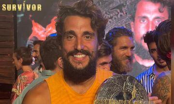 Σάκης Κατσούλης: Μεγάλος νικητής του φετινού Survivor! (vids)