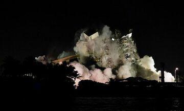 Φλόριντα: Στους 28 οι νεκροί, 117 οι τραυματίες από την κατάρρευση της πολυκατοικίας