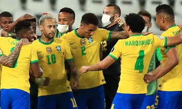 Copa America: Στον τελικό η Βραζιλία, 1-0 το Περού (vid)