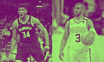 NBA Finals 2021: Ώρα τίτλου για Σανς και Μπακς!