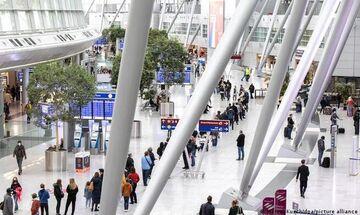 Γερμανία: Ένας τραυματίας σε επίθεση με μαχαίρι στο αεροδρόμιο του Ντίσελντορφ