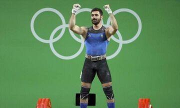 Άρση βαρών: Ο Ιακωβίδης στη λίστα των Ελλήνων που έχουν συμμετοχή σε τουλάχιστον δύο Ολυμπιάδες