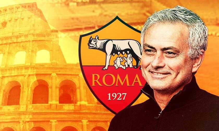 Ρόμα: Την Πέμπτη (08/07) η παρουσίαση του Μουρίνιο!