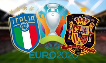 Euro: Οι ενδεκάδες του Ιταλία – Ισπανία