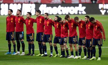 Euro 2020: Αποθέωση της Εθνικής Ισπανίας, με τα νέα πρόσωπα παρά τον αποκλεισμό