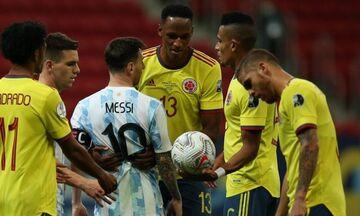 Copa Αmerica: Ο Μίνα έχασε το πέναλτι και ο Μέσι ξέσπασε: «Τώρα γιατί δεν χορεύεις;» (vid)