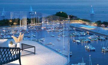 Marina Tower στο Ελληνικό: Πώς είναι η θέα από τον 45ο όροφο; Δείτε μόνοι σας (pics)