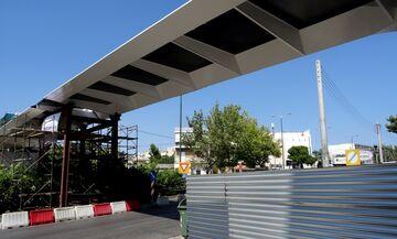 Στη Μεσογείων η νέα πεζογέφυρα - Ακολουθούν αυτές σε Χαϊδάρι, Κηφισίας (pics)