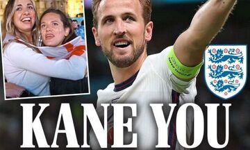 Euro 2020 - Βρετανικός Τύπος: «Kane you believe it?»