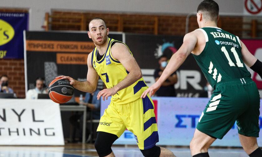 Basket League: Πιο βελτιωμένος παίκτης ο Μουράτος