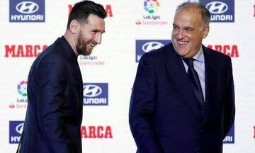 Τέμπας: Για να ξεκινήσει την La Liga, με τον Μέσι, η Μπαρτσελόνα πρέπει να πουλήσει παίκτες!
