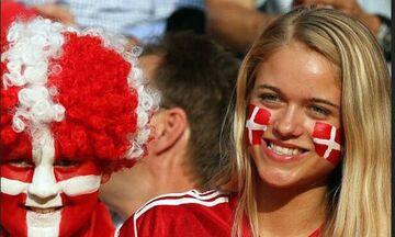 EURO 2020: Ευχαριστήριο μήνυμα της Π.Ο. της Δανίας στους υποστηρικτές της!