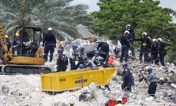 Μαϊάμι: Στους 64 οι νεκροί, ακόμη 76 αγνοούμενοι