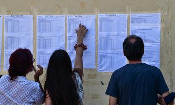 Πανελλήνιες 2021: Ανακοινώθηκαν τα αποτελέσματα των εξετάσεων