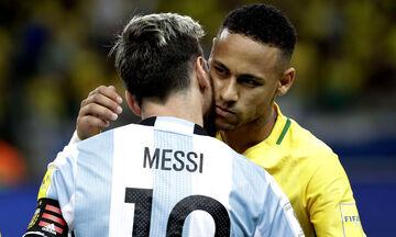 Copa America: Αργεντινή - Βραζιλία ή αλλιώς Μέσι - Νεϊμάρ