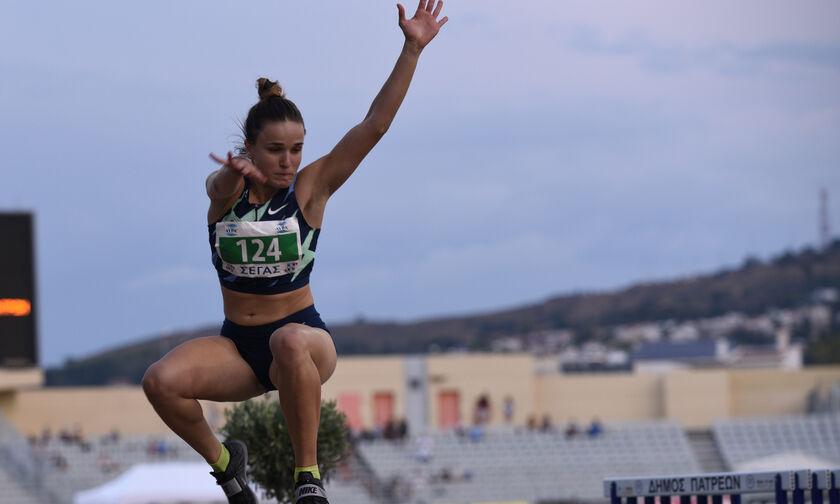 Ευρωπαϊκό Πρωτάθλημα Κ23: Ασημένιο μετάλλιο στο τριπλούν η Σπυριδούλα Καρύδη