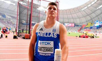 Ευρωπαϊκό Πρωτάθλημα Κ23: Ασημένο μετάλλιο ο Φραντζεσκάκης στη σφύρα