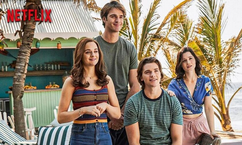 Netflix - The Kissing Booth 3: Η τριλογία της Elle θα κλείσει έτσι όπως πρέπει τον Αύγουστο