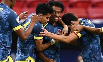 Copa America: Στην Κολομβία η 3η θέση, 3-2 το Περού