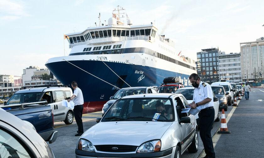 Λιμάνι Πειραιά: Καθυστερήσεις και ουρές λόγω αυστηρών ελέγχων