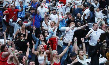 Euro 2020: Τιμωρήθηκε με πρόστιμο η Αγγλία για το λέιζερ στον Σμάιχελ