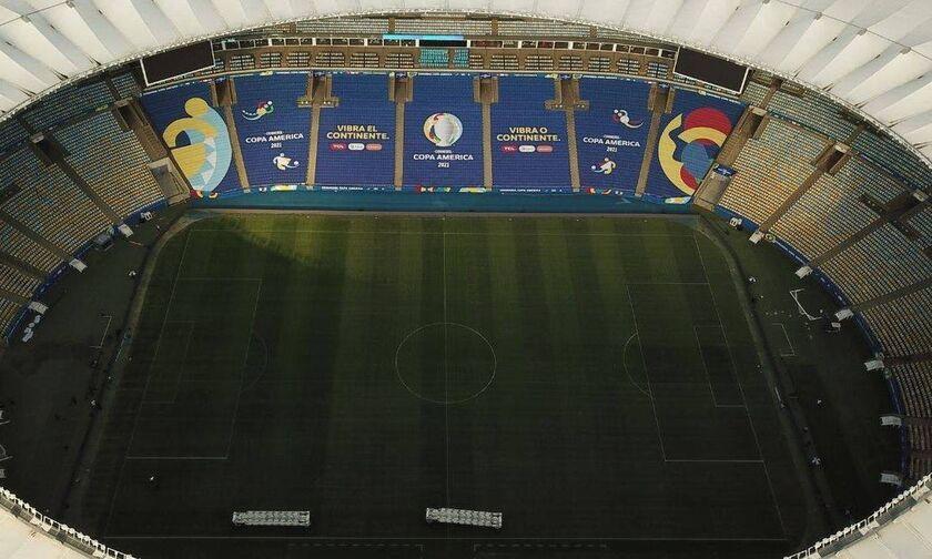 Copa America: Με πλαστά αρνητικά τεστ Covid-19 θεατές του τελικού Αργεντινή-Βραζιλία στο Μαρακανά!